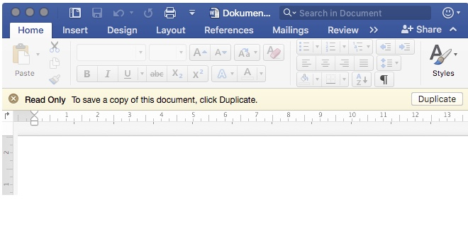 OneNote Always Opens Attached Documents as Read-Only