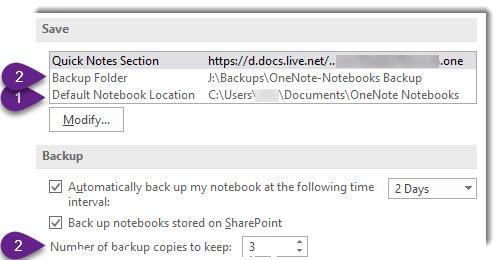 Reduce Storage Size of OneNote Notebooks | OneNote-Blog