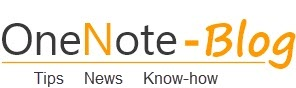 OneNote-Blog